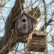 Bird house — Stock Photo #8736711
