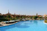 Tropical resort of Egypt — Стоковое фото