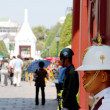 Soldier of Thailand Royal Army at Royal Palace — Stock Photo #8697464