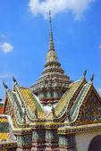 Bangkok, kraliyet sarayı'nın mimari — Stok fotoğraf