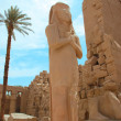 Stock Photo: Karnak temple - Egypt, Luxor