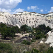 Stock Photo: Landscape in Cappadocia