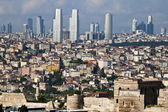 Istanbul skyline — Stock Photo