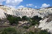 Landscape in Cappadocia — Stock Photo