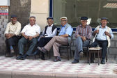 Turkish men — Stock Photo
