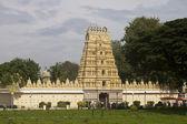 One of temples in Mysore — Zdjęcie stockowe