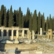 Riuns of ancient city Hierapolis — Stock Photo #9027005