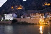 Evening in Amasya — Stock Photo