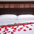 Bed of roses - Lizenzfreies Foto