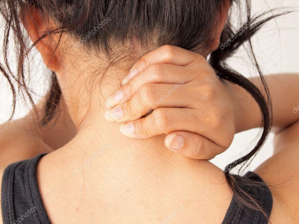болит шея и затылок от зуба