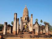 Sukhothai Tayland Tarih Parkı — Stok fotoğraf