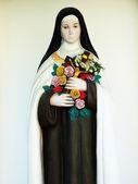 Virgin Mary statue — Stock Photo