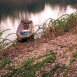 Rowboat — Stock Photo #9545030