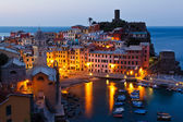 Morning in Vernazza, Cinque Terre, Italy — Stock Photo