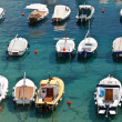 Boats in Marina of Dubrovnik, Croatia — Stock Photo