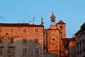 Iron Gate in Diocletian Palace in Split, Croatia — Stock Photo
