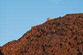 Pirat zamek na skale w pobliżu Splitu, Chorwacja — Zdjęcie stockowe