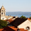 Holy Spirit Church in Omis, Croatia — Stock Photo