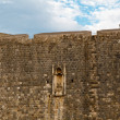 City Walls of Dubrovnik, Croatia — Stock Photo
