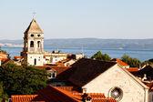Holy Spirit Church in Omis, Croatia — Stock Photo