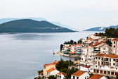 Panoramic View of Neum in Bosnia and Herzegovina — Стоковое фото