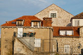 Old House and Stairs in Dubrovnik, Croatia — Stock Photo