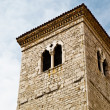 Close View of Bell Tower in Rijeka, Croatia — Stock Photo