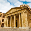 The Ancient Hospital Vieille Charite of Marseille in France — Stock Photo