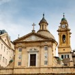 Church of Saint Andrew (Andrea) in Genoa, Italy - Stock Photo