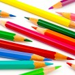 Royalty-Free Stock Photo: Colored pencils - creativity