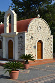 Church in Greece. — 图库照片
