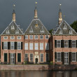 Castle Duivenvoorde in Voorschoten. — Stock Photo #9004147