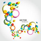 Vector background — Stock Vector