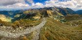 Slovakia mountains — Stock Photo