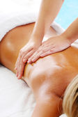 Massage Techniques I — Stock Photo