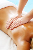 Massage Techniques IV — Stock Photo