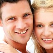 Happy young couple — Stock Photo #8748364