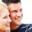 Happy young couple — Stock Photo #8748621