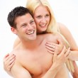 Happy young couple — Stock Photo #8748652