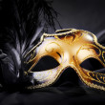 Carnival mask — Stock Photo #8860087
