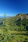 Mountains views — Stock Photo