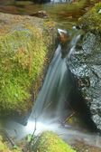 Miniture vodopád — Stock fotografie