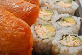 Sushi for Dinner — Stock Photo
