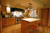 Cocina de lujo — Foto de Stock