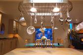 Cozinha chique — Foto Stock