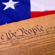 US Constitution — Stock Photo #8891923