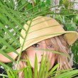 Lost in the jungle — Stock Photo #8906682