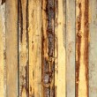 Rough and tumble wooden texture — Stock Photo