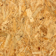Oriented strand board — Stock Photo