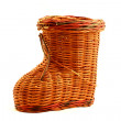 Stock Photo: Trellis boot